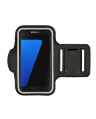 Telone Universal (15x8cm) Armband Pouch Case for Sport - Fitness Running Black