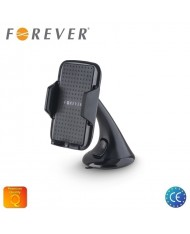 Forever CH-100 Universal Car Holder 10cm Hard Leg  Window/Panel (6-9cm) Black