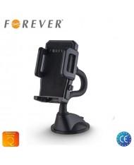 Forever CH-140 Universal Car Holder 17cm Flexi Leg  Window/Panel (4.5-11cm) Black