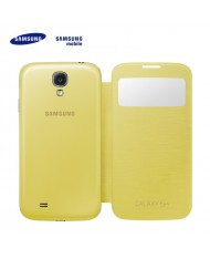 Samsung EF-CI950BYE Super Slim Easy View Book Flip Case i9500 Galaxy S4 Yellow
