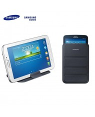 "Samsung EF-ST210BBE Universal 7"" Galaxy Tab Pouch Case with Stand Black"
