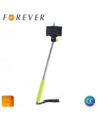 Forever MP-300 Selfie Stick 95cm - Universal Fix Monopod without Shutter Button Green