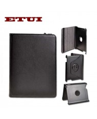 Etui Eco Leather Case wih rotated stand Samsung T330 Galaxy Tab 4 8.0 Black