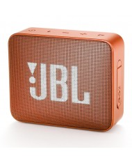 Portable Speaker|JBL|GO 2|Portable/Waterproof/Wireless|1xMicro-USB|1xStereo jack 3.5mm|Bluetooth|Orange|JBLGO2ORG