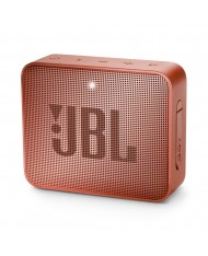 Portable Speaker|JBL|GO 2|Portable/Waterproof/Wireless|1xMicro-USB|1xStereo jack 3.5mm|Bluetooth|JBLGO2CINNAMON