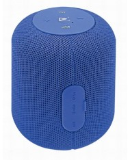 Portable Speaker|GEMBIRD|Portable/Wireless|1xMicroSD Card Slot|Bluetooth|Blue|SPK-BT-15-B