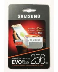 MemoryCard microSD Class 10 256GB