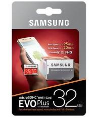 MemoryCard microSD Class 10 32GB