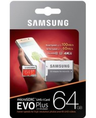 MemoryCard microSD Class 10 64GB