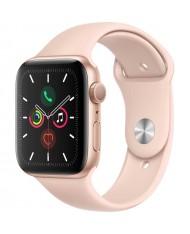 Bracelet Apple Watch Series 5 32GB gol Alu cas 40mm pink sand sport band