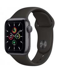 Smartwatch Apple Watch SE 40mm Space Gray Black Sport Band