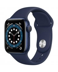 Smartwatch Apple Watch 6 44mm blue with blue Sport Band