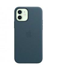 Acc. Case Apple 12/Pro Magsafe leather blue