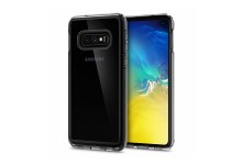 SPIGEN - Crystal Hybrid for Sam G975 Galaxy S10 plus - Crystal Clear