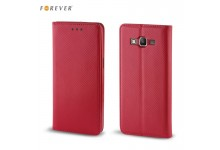 Forever Smart Magnetic Fix Book Case without clip Samsung G960F Galaxy S9 Red