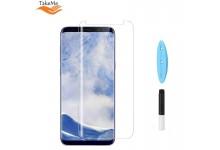 TakeMe Full Cover UV Lamp + Nano Glue Tempered Glass for Samsung G960F Galaxy S9 with glass / glue / UV lamp