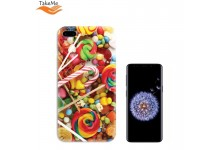 TakeMe special design ultra thin back cover case for Samsung Galaxy S9 (G960) Candies