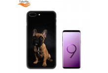 TakeMe special design ultra thin back cover case for Samsung Galaxy S9+ (G965) Dog