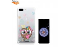 TakeMe special design ultra thin back cover case for Samsung Galaxy S9 (G960) Cute Owl