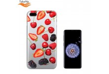 TakeMe special design ultra thin back cover case for Samsung Galaxy S9 (G960) Berries