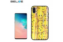 Beline Ultra slim back cover case with picture Under Glass for Samsung Galaxy S10 Smiles