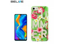 Beline Ultra-thin TPU Pattern phone back cover case for Huawei P30 Lite Summer