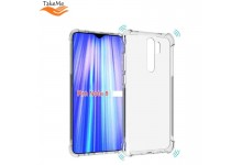 TakeMe Anti-Shock Extra Protection 0.5mm Back cover case for Xiaomi Redmi Note 8 Transparent