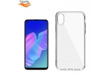 """TakeMe """"Clear"""" series Transparent 2mm thin back cover case for Huawei P40 Lite"""