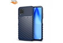 TakeMe Thunder TPU super thin back cover case for Huawei P40 Lite Dark blue