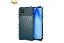 TakeMe Thunder TPU super thin back cover case for Huawei P40 Lite Dark green