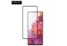 MyScreen Edge 2.5D 0.33mm 9H Premium Diamond Japan Glass Samsung Galaxy S20 FE (G780F) Full Face with Black Frame