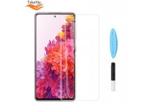 TakeMe Full Cover UV Lamp + Nano Glue Tempered Glass for Samsung Galaxy S20 FE (G780F) with glass / glue / UV lamp
